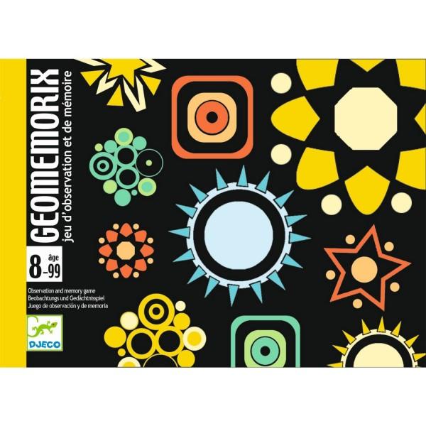 """Kartenspiel """"Geomemorix"""" BEOBACHTUNG & SCHNELLIGKEIT 8-99"""