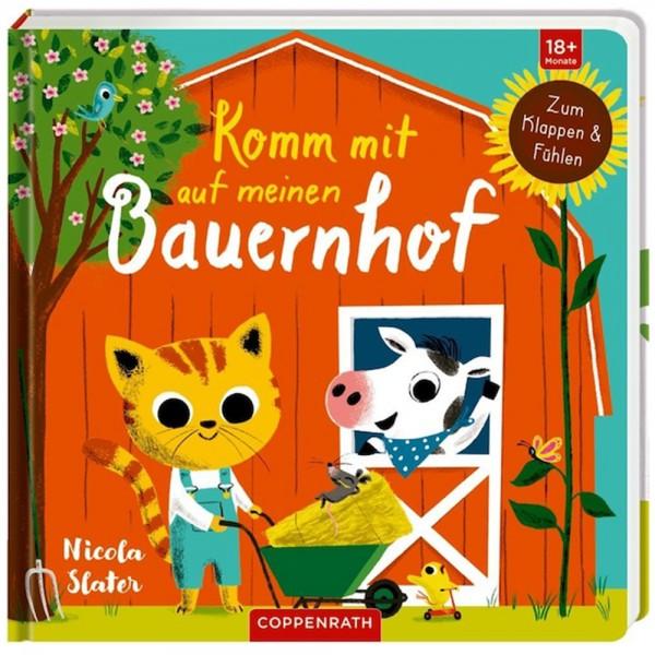 """Buch """"Komm mit auf meinen Bauernhof"""""""