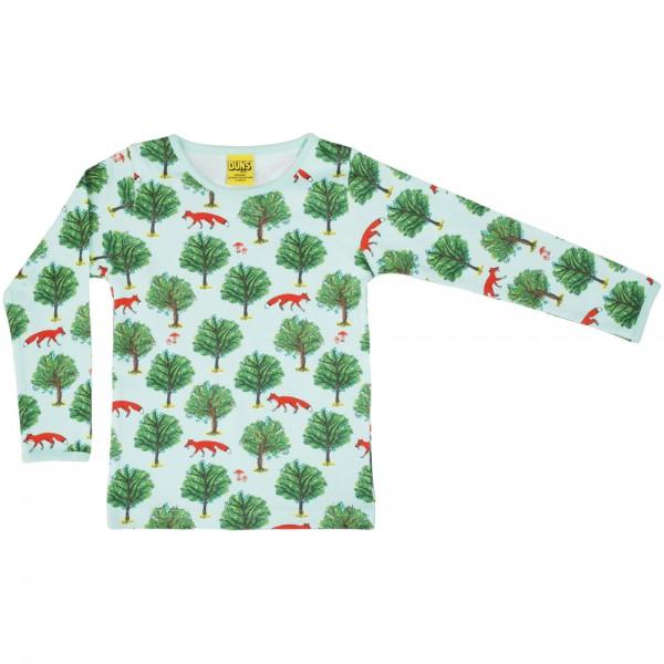 """Shirt """"Fuchs & Baum"""" jade"""
