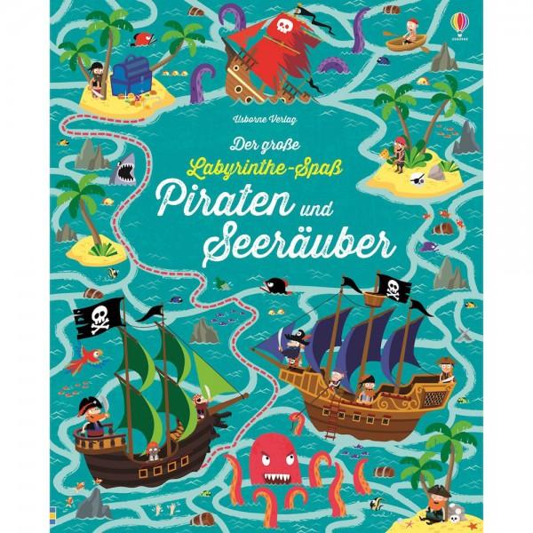 """Der große Labyrinthe-Spaß """"Piraten und Seeräuber"""""""