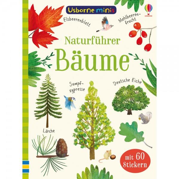 "Usborne Minis ""Naturführer Bäume"""