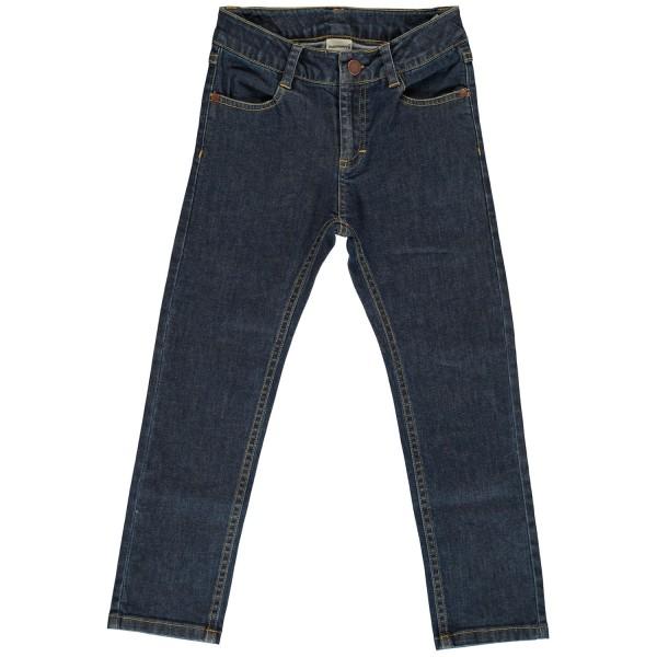 Jeans-Hose dark wash