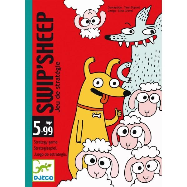 "Kartenspiel ""Swip'Sheep"" STRATEGIE 5-99"