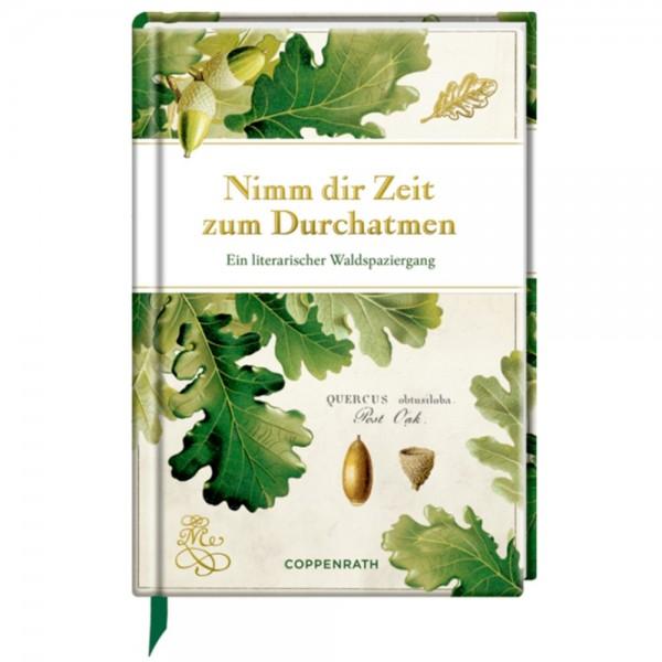 """Buch """"Edizione: Nimm dir Zeit zum Durchatmen - Augustina"""""""