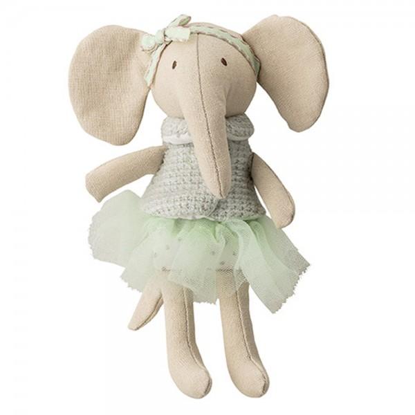 """Kleines Stofftier """"Elefant"""""""