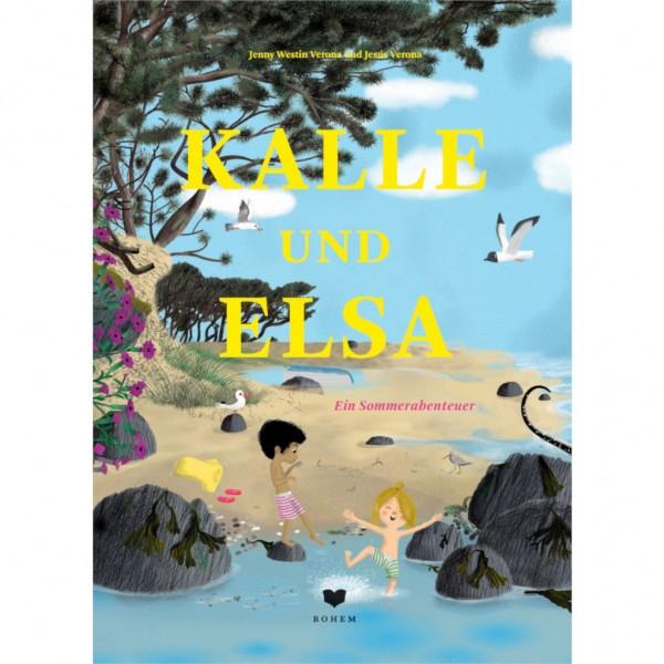 """Buch """"Kalle und Elsa - Ein Sommerabenteuer"""""""