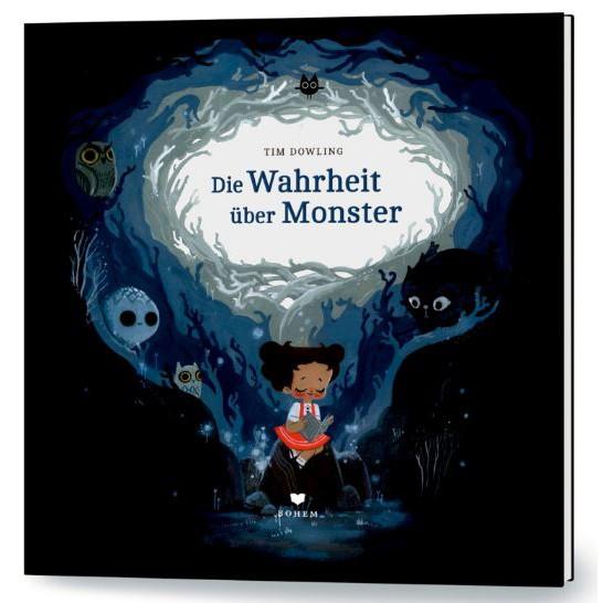 """Buch """"Die Wahrheit über Monster"""""""