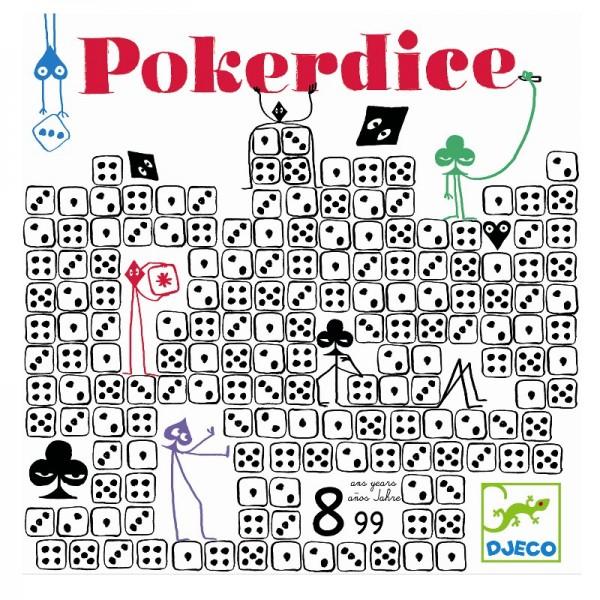 """Spiel """"Pokerdice"""" BLUFF 8-99 Jahre"""
