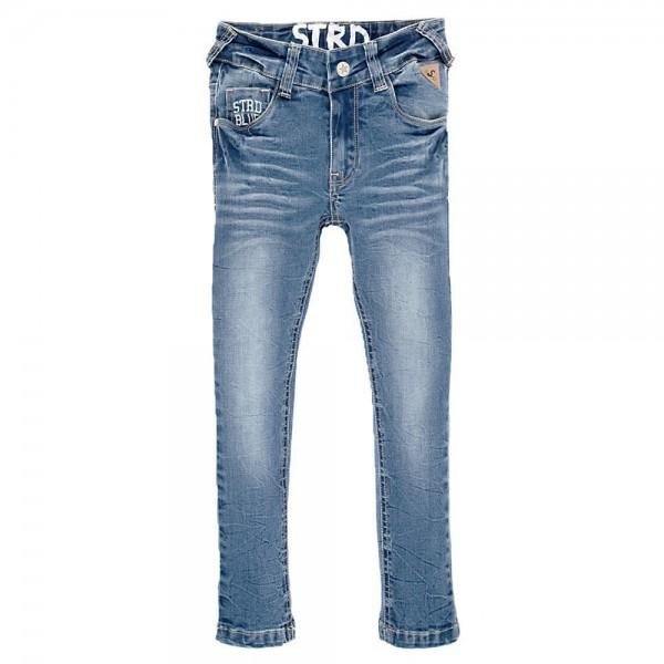 "Jeans ""Power Stretched"" denim"