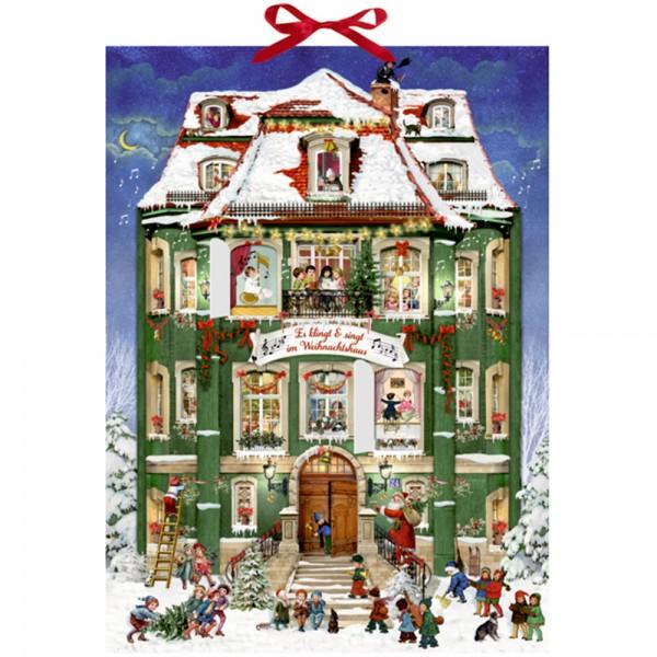 """Sound-Adventskalender """"Es klingt und singt im Weihnachtshaus"""""""
