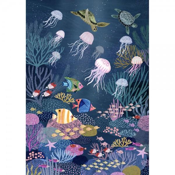 """Poster """"Korallenriff"""" Rebecca Jones 50x70 cm"""