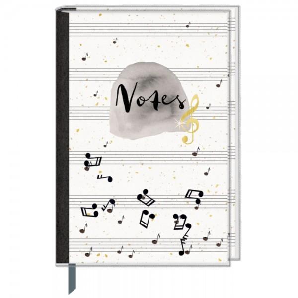 """Eintragbuch mit Sammeltasche """"Notes"""""""