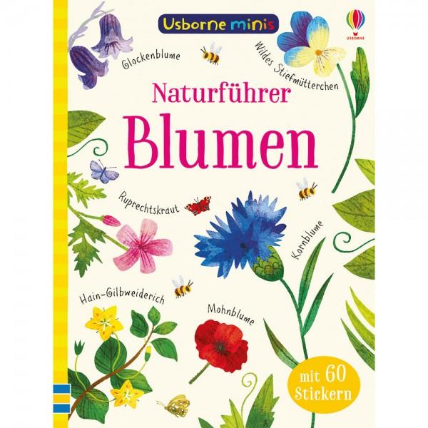"Usborne Minis ""Naturführer Blumen"""