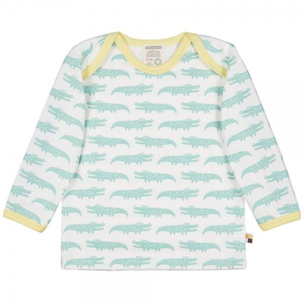 """Shirt """"Krokodil"""" mint"""