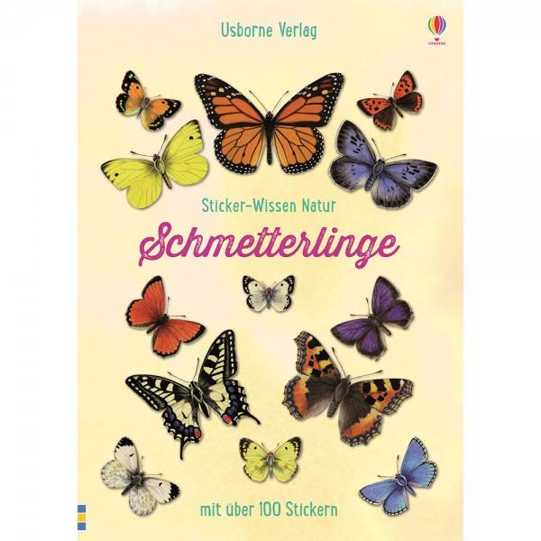 """Sticker-Wissen Natur """"Schmetterlinge"""""""