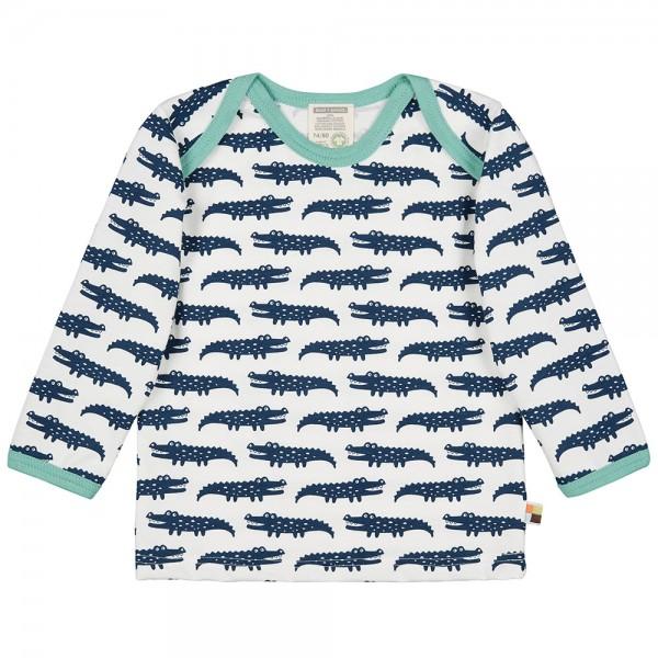 """Shirt """"Krokodil"""" ultramarin"""
