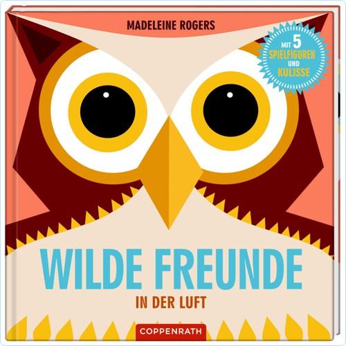"""Buch """"Wilde Freunde - In der Luft"""""""