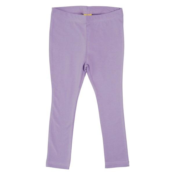 Bio Leggings medium-violett