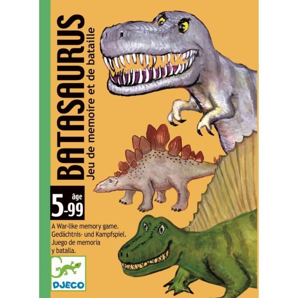 """Kartenspiel """"Batasaurus"""" GEDÄCHTNIS 5-99"""