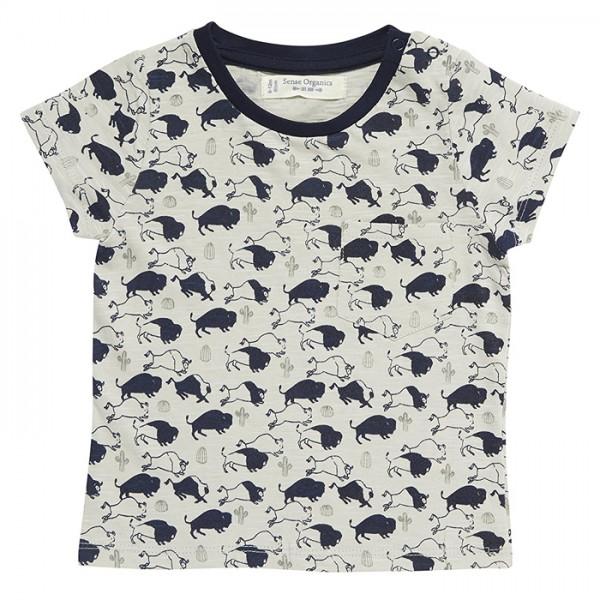 """Kurzarm-Shirt """"Buffalo"""""""