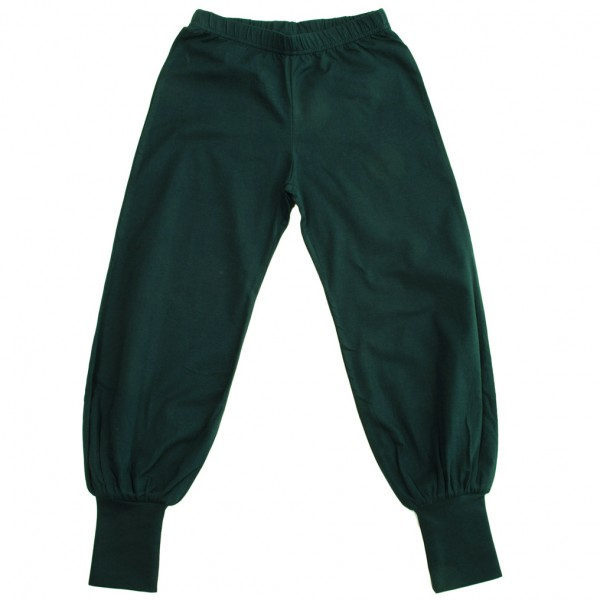 Baggy-Hose dunkelgrün
