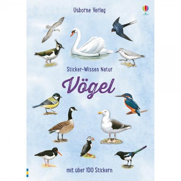 """Sticker-Wissen Natur """"Vögel"""""""