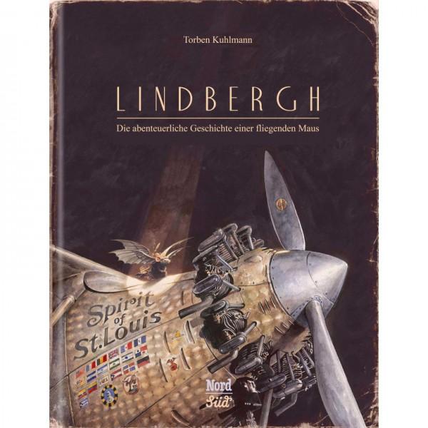 """Buch """"Lindbergh - Die abenteuerliche Geschichte einer fliegenden Maus"""""""