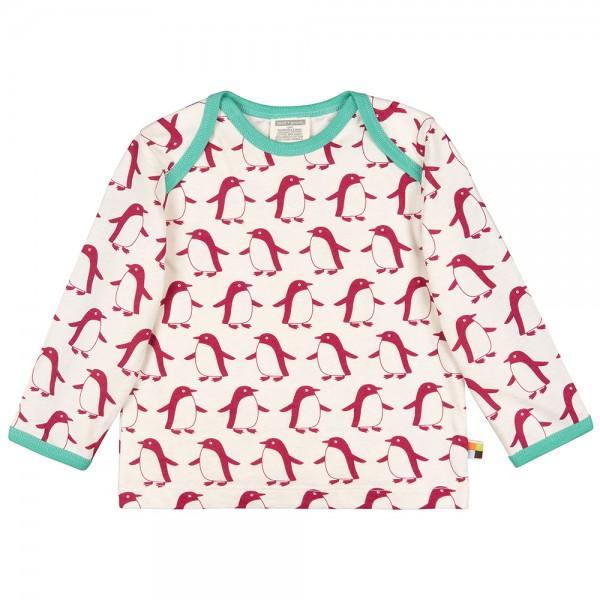 "Shirt ""Pinguin"" berry"