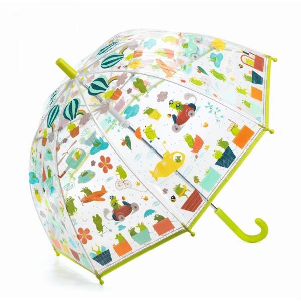 """Kinder-Regenschirm """"Fröschlein"""""""