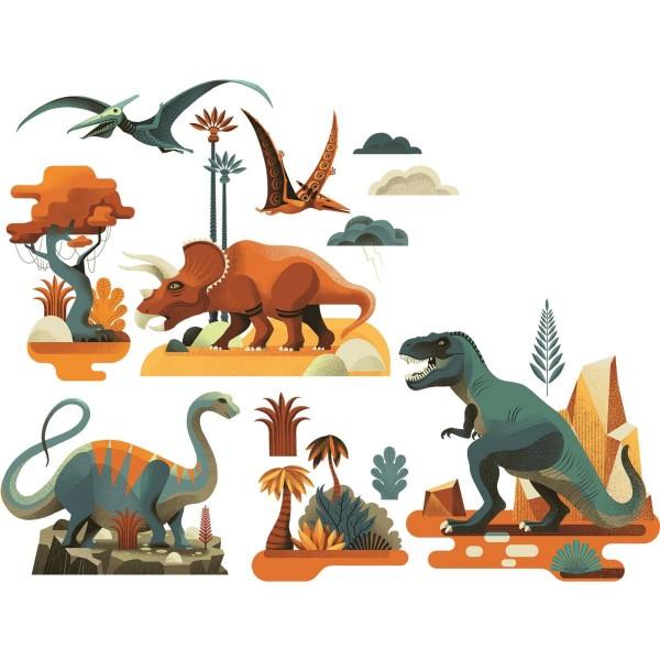 """Fenstersticker """"Dinosaurier"""""""