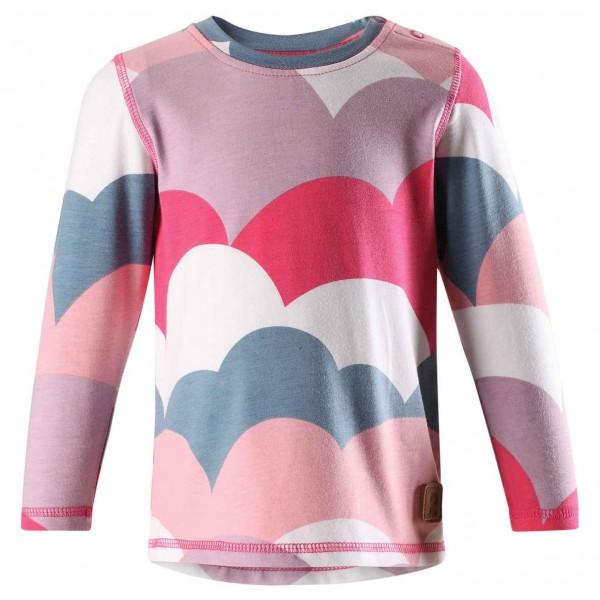 """Shirt """"Clouds"""" heidekraut rosa"""