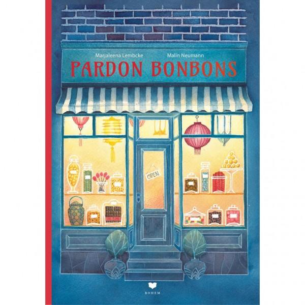 """Buch """"Pardon Bonbons"""""""