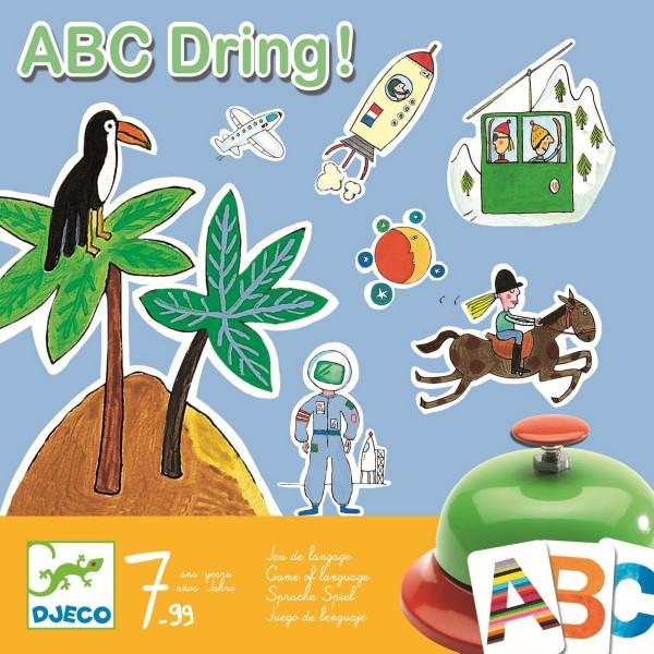 """Spiel """"ABC Dring"""" SPRACHE 7-99 Jahre"""