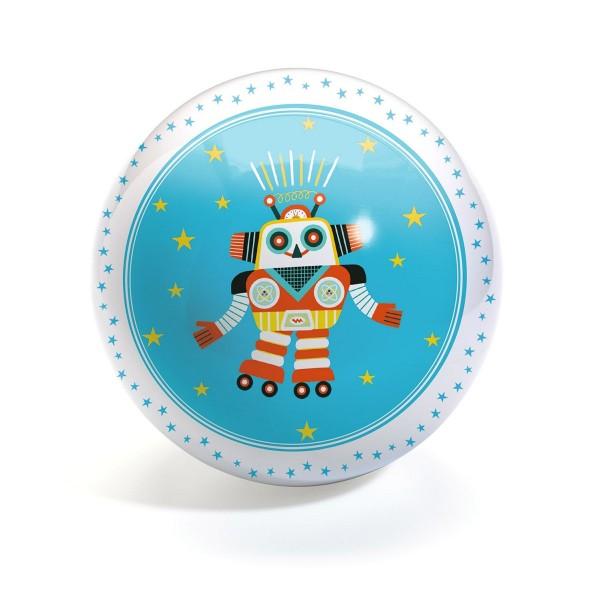 "Kleiner Ball ø 12cm ""Funky Robots"""