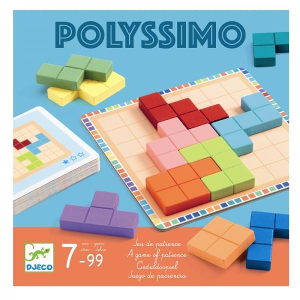 """Spiel """"Polyssimo"""" GEDULD 7-99 Jahre"""