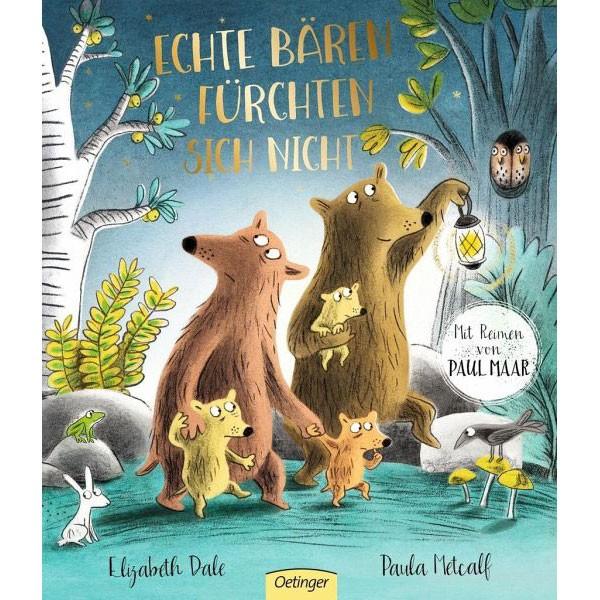 """Buch """"Echte Bären fürchten sich nicht"""""""