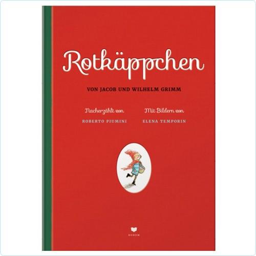 """Buch """"Rotkäppchen"""" Piumini & Grimm"""
