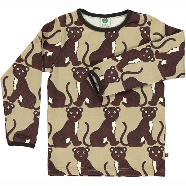 "Smafolk Shirt ""Tiger"" sand"