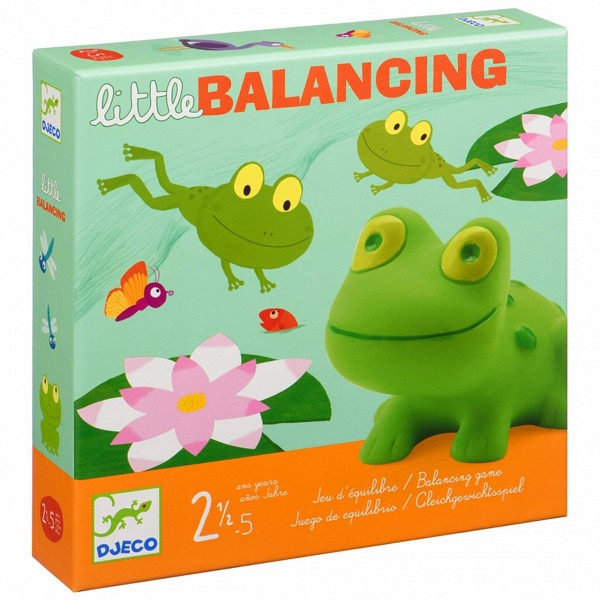"""Spiel für die Kleinsten """"Little Balancing"""" GESCHICKLICHKEIT 2,5-5 Jahre"""