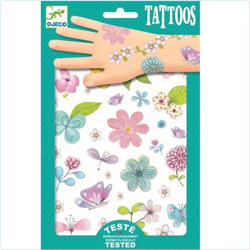 "Tattoos ""Blumen"""