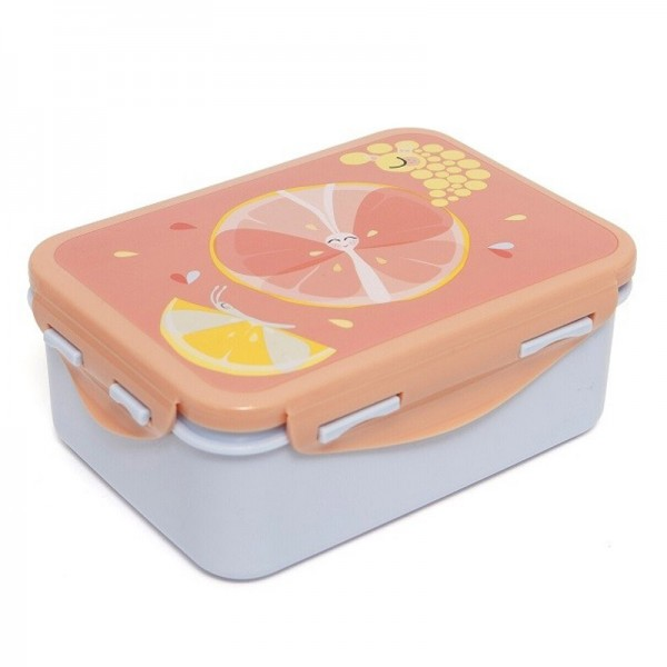 "Lunchbox ""Schmetterling"" lachs"