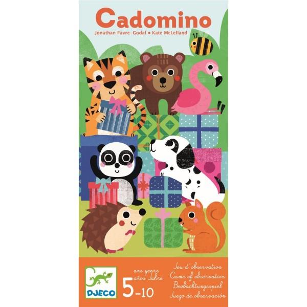 "Spiel ""Cadomino"" BEOBACHTUNG 5-10 Jahre"