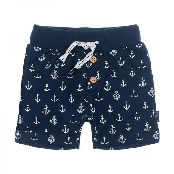 """Bio Baby-Shorts """"Anker"""" marine"""