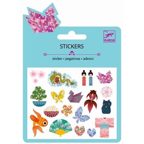 """Sticker Minipack """"Japan"""" Glitter"""