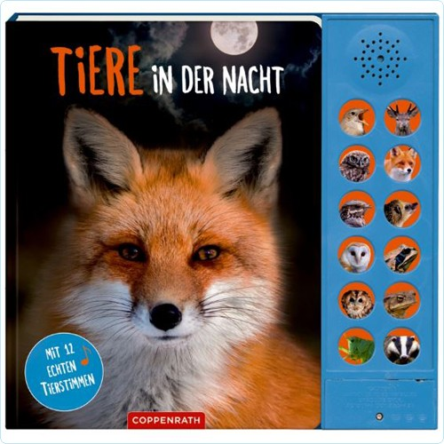 """Soundbuch """"Tiere in der Nacht"""""""