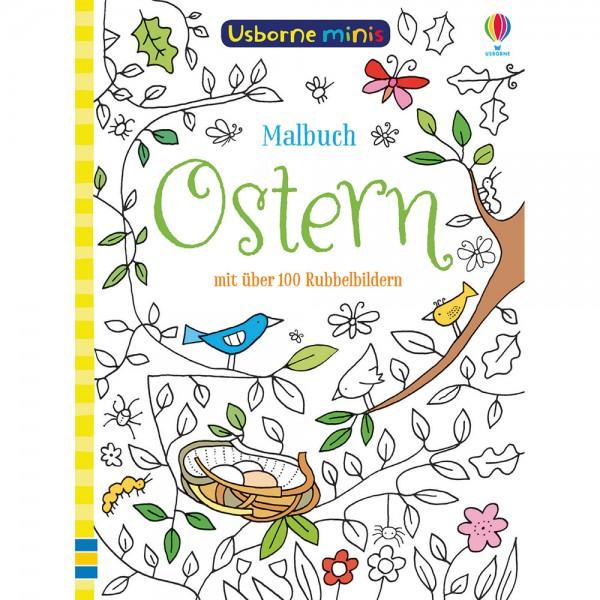 """Usborne Minis """"Malbuch mit Rubbelbildern Ostern"""""""