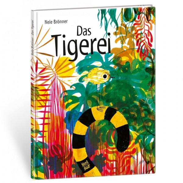 "Buch ""Das Tigerei"""