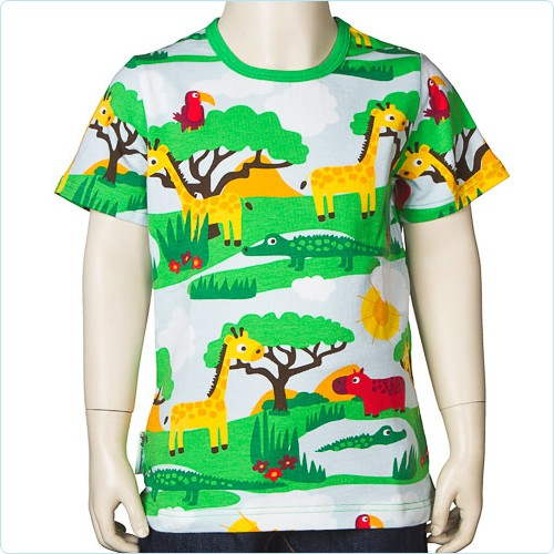 "Kurzarm-Shirt ""Safari"""