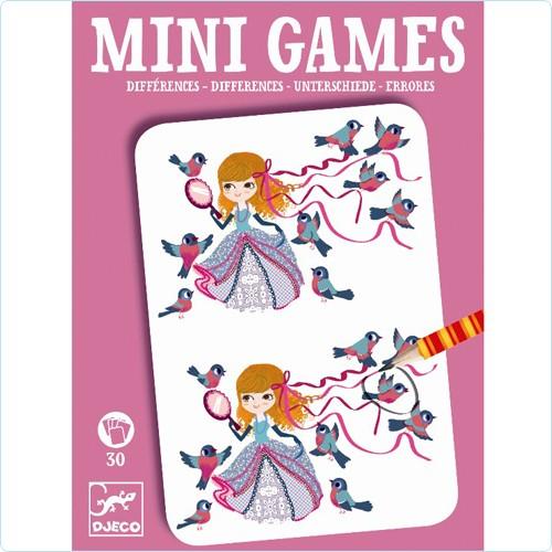 Mini Spiel  - Unterschiede von Lea