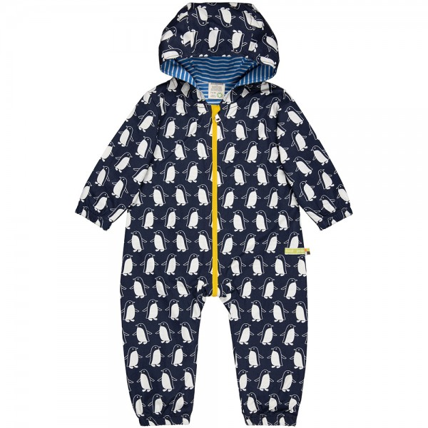"Outdoor-Overall ""Pinguine"" midnight"